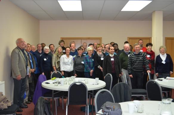 PRIME Annual Conference delegates - March 2014 - Manchester